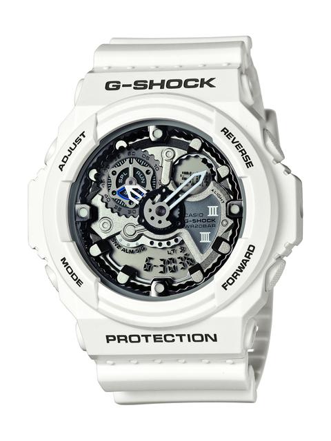 [CASIO/カシオ][G-SHOCK] BIG CASE GA-300-7AJF [新品]【送料無料】