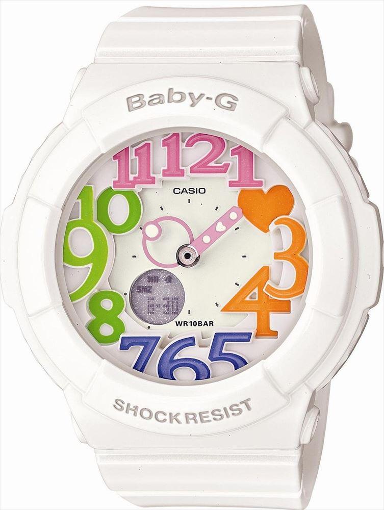 【送料無料】 【CASIO/カシオ】 BABY-G ベビーG REF:BGA-131-7B3JF レディース腕時計 新品 人気