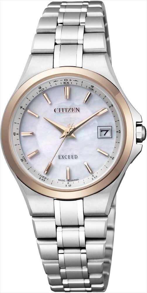 【送料無料】 【CITIZEN/シチズン】 エクシード REF:EC1074-54A レディース腕時計 新品 人気 シルバー