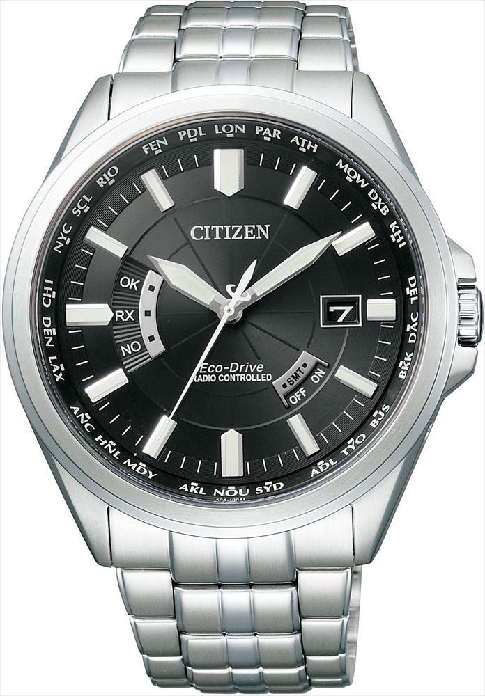 【送料無料】 【CITIZEN/シチズン】シチズンコレクション REF:CB0011-69E メンズ腕時計
