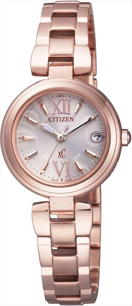 【送料無料】 【CITIZEN/シチズン】 クロスシー REF:ES8132-58A レディース腕時計 新品 人気