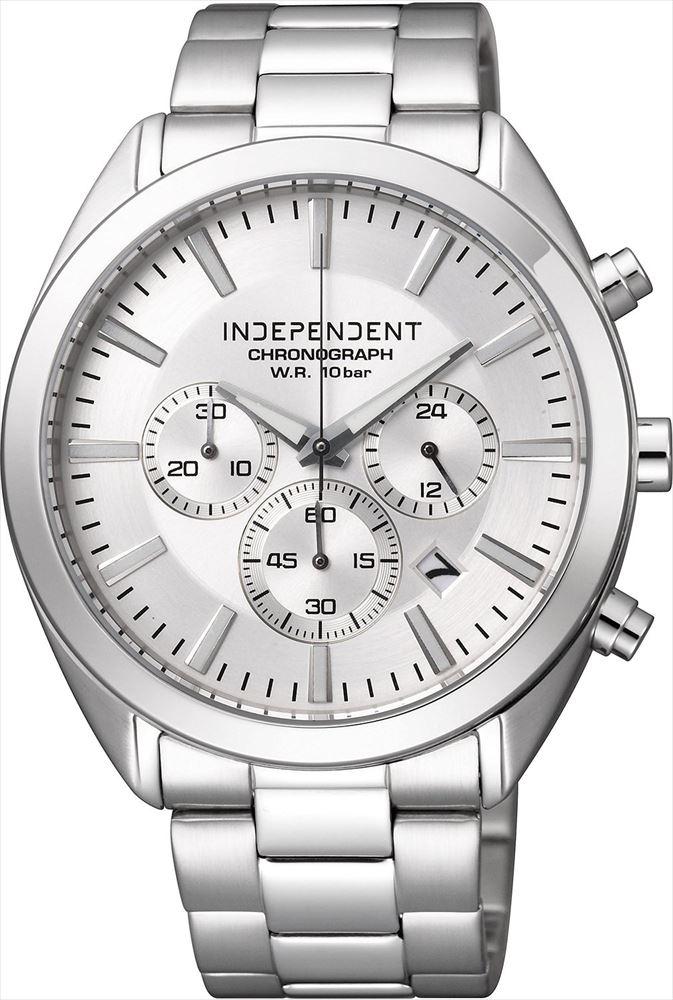 【送料無料】 【CITIZEN/シチズン】 インディペンデント REF:BR1-412-11 メンズ腕時計 新品 人気