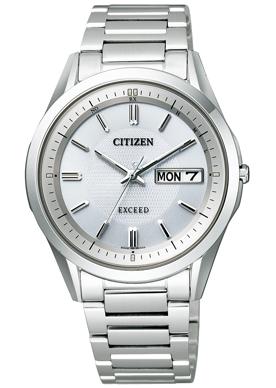 【CITIZEN/シチズン】【腕時計】【人気】【送料無料】CITIZEN エクシード AT6030-51A[新品]