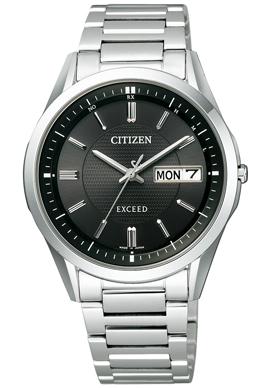 【CITIZEN/シチズン】【腕時計】【人気】【送料無料】CITIZEN エクシード AT6030-51E[新品]
