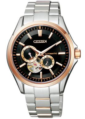 【CITIZEN/シチズン】【腕時計】【人気】【送料無料】CITIZEN メカニカル NP1014-51E[新品]