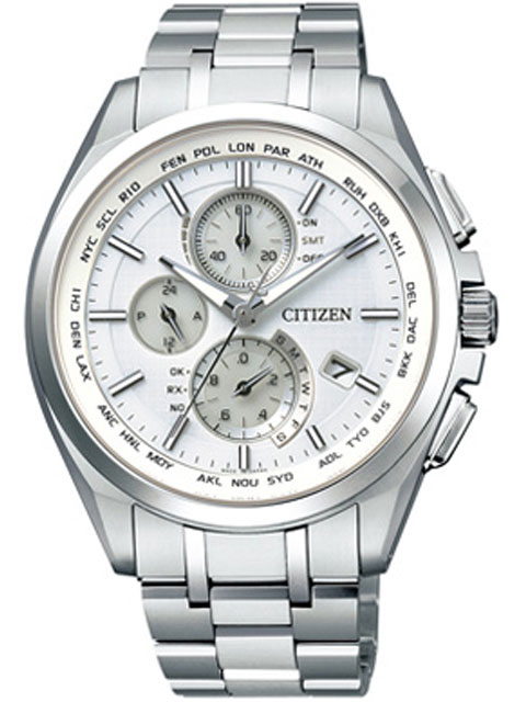 <title>Citizen Ref:AT8040-57A ATTESA 腕時計 メンズ 新品 正規品 送料無料 CITIZEN マーケティング シチズン アテッサ AT8040-57A</title>
