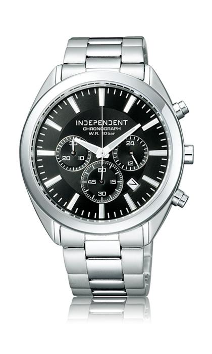 【送料無料】 【CITIZEN/シチズン】 インデペンデント REF:BR1-412-51 メンズ腕時計 新品 人気