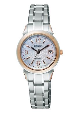 【送料無料】 【CITIZEN/シチズン】 エクシード REF:EBD75-5072 レディース腕時計 新品 人気