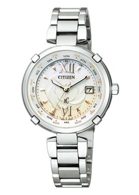 【送料無料】 【CITIZEN/シチズン】 クロスシー REF:EC1060-59W レディース腕時計 新品 人気