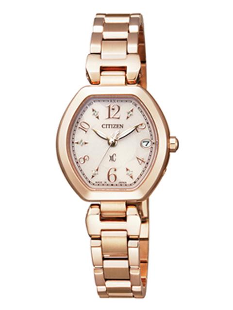 【送料無料】 【CITIZEN/シチズン】 クロスシー REF:ES8052-55A レディース腕時計 新品 人気