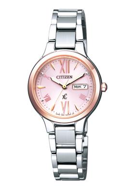 【送料無料】[CITIZEN/シチズン]  クロスシー REF:EW3224-53W レディース腕時計 新品