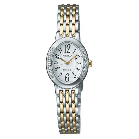 【送料無料】 【SEIKO/セイコー】 エクセリーヌ REF:SWCQ051 レディース腕時計 新品 人気