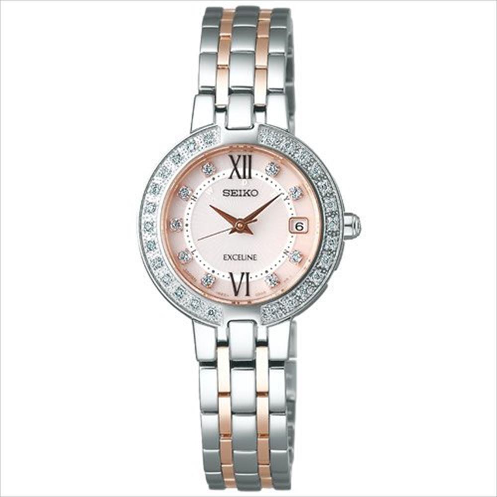【送料無料】 【SEIKO/セイコー】 エクセリーヌ REF:SWCW085 レディース腕時計 新品 人気
