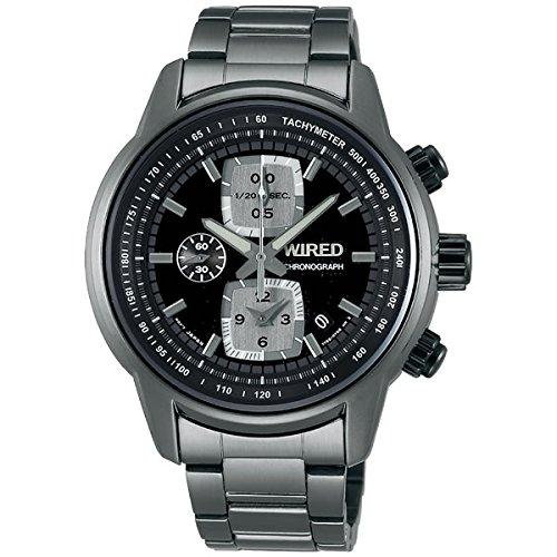 【送料無料】【SEIKO/セイコー】【WIRED】Ref:AGAV113 メンズ腕時計 人気[新品]