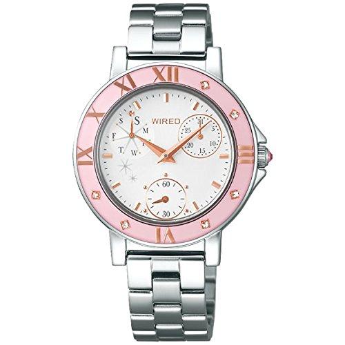 【送料無料】【SEIKO/セイコー】【WIRED】Ref:AGET402 レディース腕時計 人気[新品]