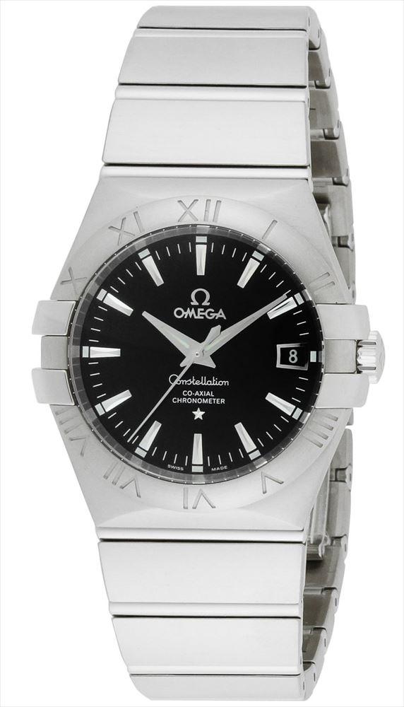【送料無料】 【OMEGA/オメガ】 コンステレーション REF:123.20.35.20.01.001 レディース腕時計 新品 人気