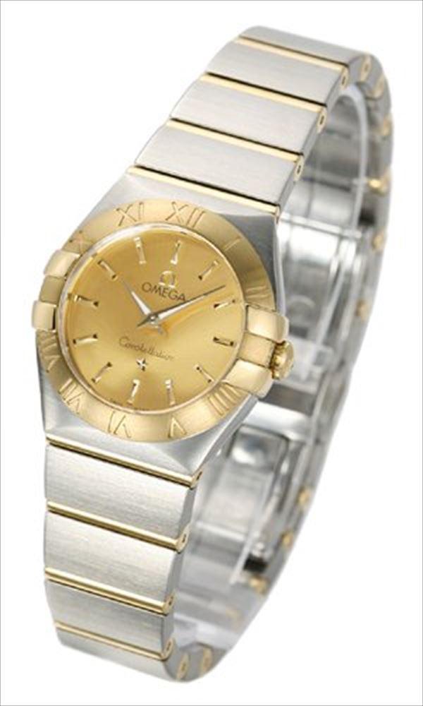【送料無料】 【OMEGA/オメガ】 コンステレーション REF:123.20.24.60.08.001 レディース腕時計 新品 人気