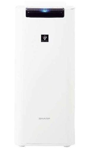 [4月15日より順次出荷]【送料無料】 [SHARP/シャープ]加湿空気清浄機 KI-HS40-W ホワイト系 プラズマクラスター搭載 PM2.5対応 適用畳数:18畳 /最大適用畳数(加湿):12畳