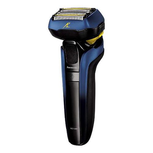 【送料無料】[Panasonic/パナソニック] [LAMDASH/ラムダッシュ] ES-CSV6S-A 青 5枚刃リニアシェーバー  お風呂剃りタイプ[ESCSV6SA]