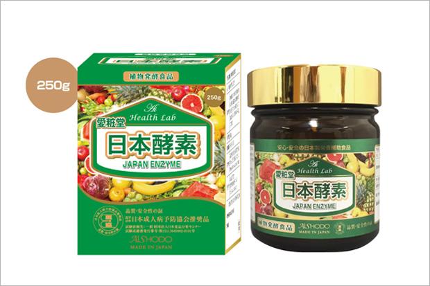 【4個セット】【送料無料】[AISHODO/愛粧堂][Ai Health Lab/アイヘルスラボ]日本酵素 ペーストタイプ(4個セット) (ビン) 250gx4JAPAN ENZYME 250g