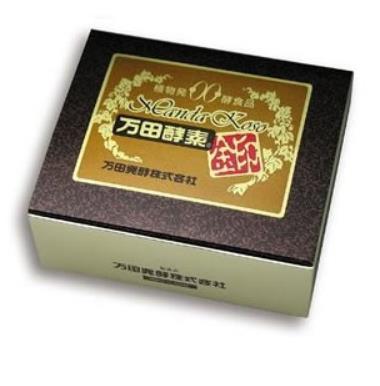 【送料無料】万田酵素 金印 きんじるし150g分包タイプ (2.5g×60包)
