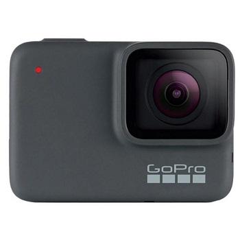 【送料無料】[GoPro/ゴープロ][HERO7 Silver]CHDHC-601-FW シルバーウェアラブルカメラ [CHDHC601FW]