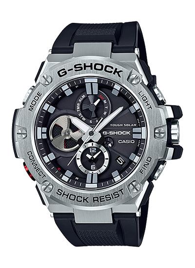 【送料無料】[CASIO/カシオ][G-SHOCK]GST-B100-1AJF