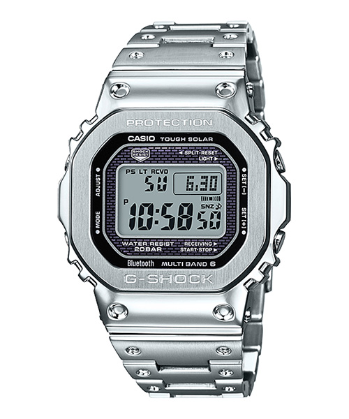 【送料無料】[CASIO/カシオ][G-SHOCK/ジーショック]GMW-B5000D-1JF