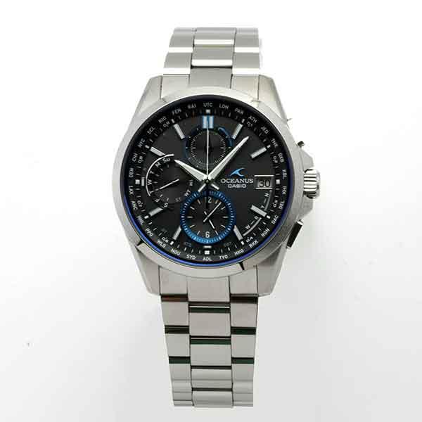 【送料無料】 【CASIO/カシオ】 【OCEANUS/オシアナス】Ref:OCW-T2600-1AJF メンズ腕時計 人気[新品]