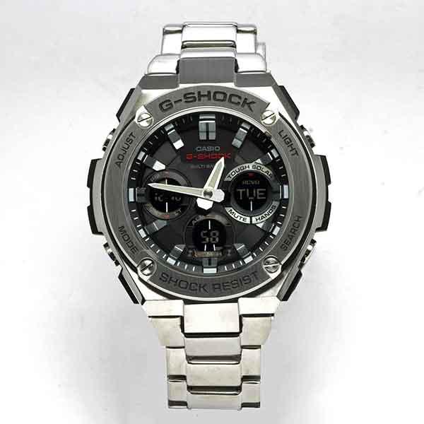 【送料無料】【CASIO/カシオ】【G-SHOCK/ジーショック】Ref:GST-W110D-1AJF メンズ腕時計 人気[新品]