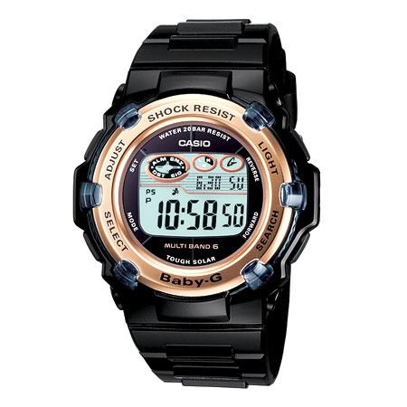 【送料無料】 【CASIO/カシオ】 ベビーG REF:BGR3003-1JF レディース腕時計 新品 人気