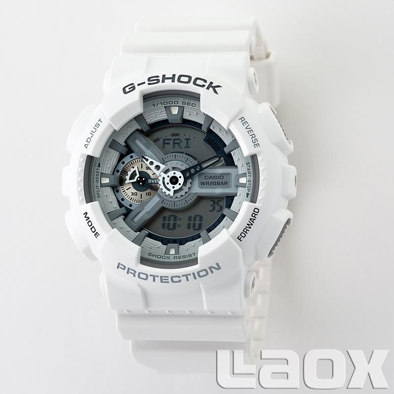 【送料無料】 【CASIO/カシオ】 G-SHOCK REF:GA110C-7AJF メンズ腕時計 新品 人気