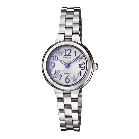【送料無料】 【CASIO/カシオ】 シーン REF:SHE4506SBD-7AJF レディース腕時計 新品 人気