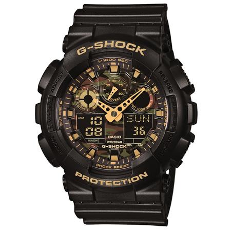 【送料無料】 【CASIO/カシオ】 G-SHOCK REF:GA100CF-1A9JF メンズ腕時計 新品 人気
