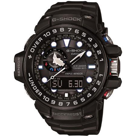 【送料無料】 【CASIO/カシオ】 G-SHOCK REF:GWN-1000B-1AJF メンズ腕時計 新品 人気