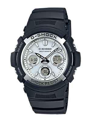 【CASIO/カシオ】 【G-SHOCK/ジーショック】Ref:AWG-M100S-7AJF メンズ腕時計 人気[新品]