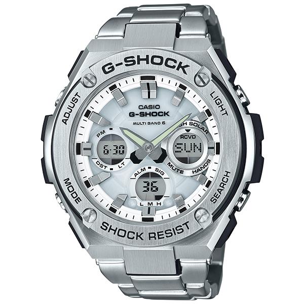 【送料無料】[CASIO/カシオ][G-SHOCK/ジーショック]GST-W110D-7AJF