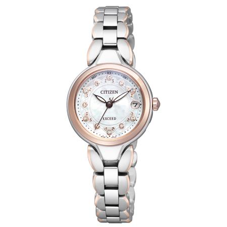 【送料無料】 【CITIZEN/シチズン】 エクシード REF:ES8045-69W レディース腕時計 新品 人気