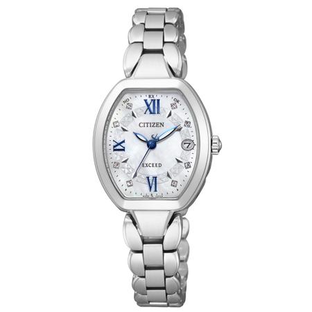 【送料無料】 【CITIZEN/シチズン】 エクシード REF:ES8060-65W レディース腕時計 新品 人気