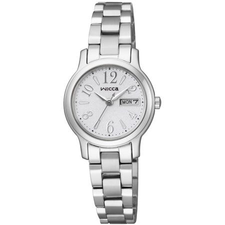 【送料無料】 【CITIZEN/シチズン】 ウィッカ REF:KH3-410-11 レディース腕時計 新品 人気