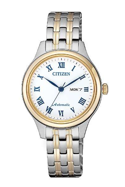 【送料無料】[CITIZEN/シチズン]Cコレクションメカニカル(海外モデル)PD7136-80A