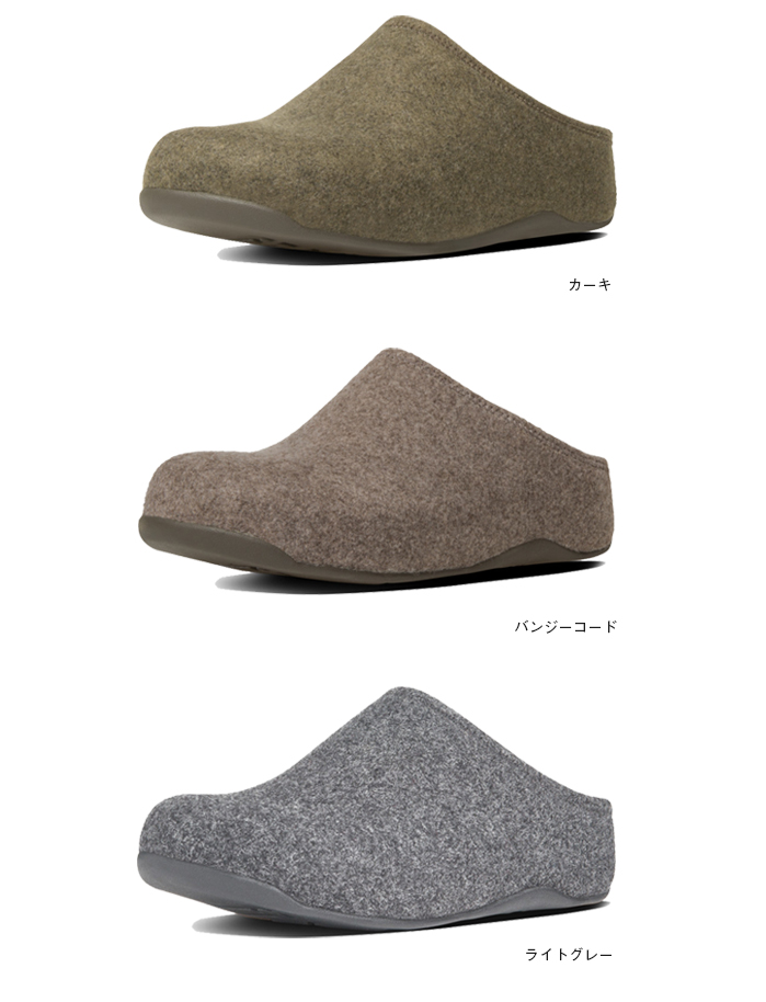 Genuine new Japan fit flops autumn winter FITFLOP Shuv Felt 2015 Xavi felt already in stock,