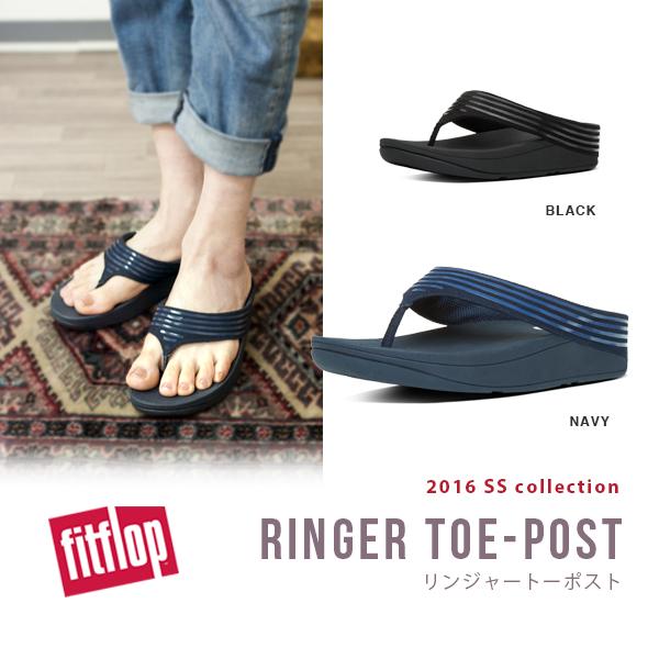 Fit flops rinjah to post sale FITFLOP 2016 spring summer new RINGER TOE-POST  sandal genuine