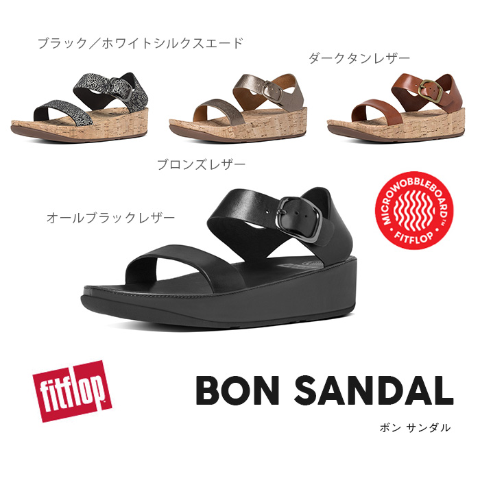 2aef77634b5c FITFLOP TM regular article sandals in the spring and summer boom latest fitting  FLOP sandals sale -20% FITFLOP BON SANDAL 2017