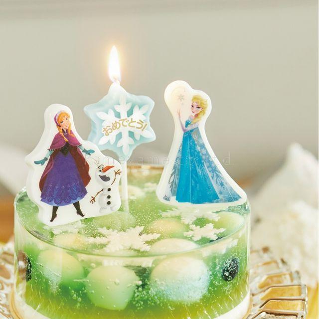 Stone Goods Lapis Frozen Elsa Olaf Frozen Disney Party Candle