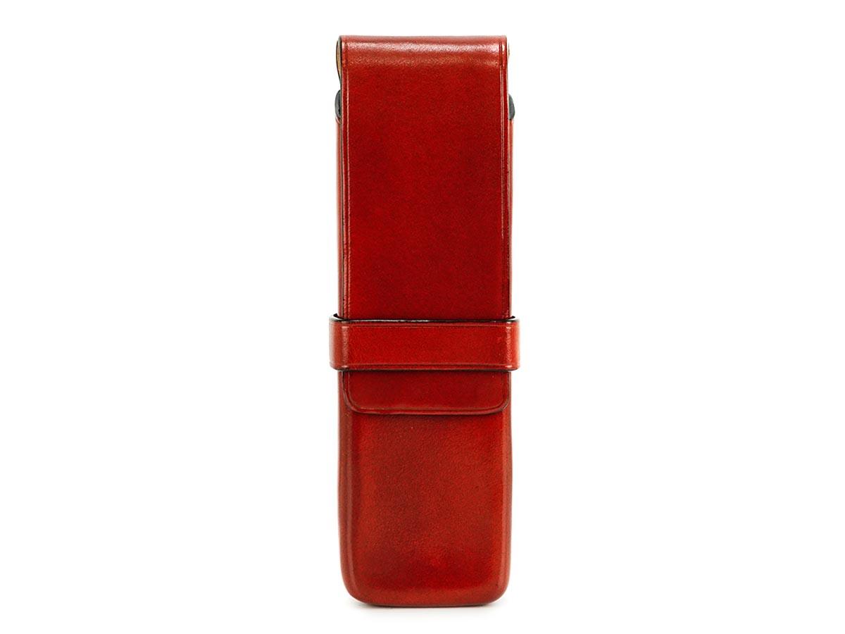 Il Bussetto イルブセット ペンケース 7815105 RED レッド ペンホルダー 筆箱 男女兼用 男性 女性 メンズ レディース ユニセックス [ イルブセット | 送料無料 ]