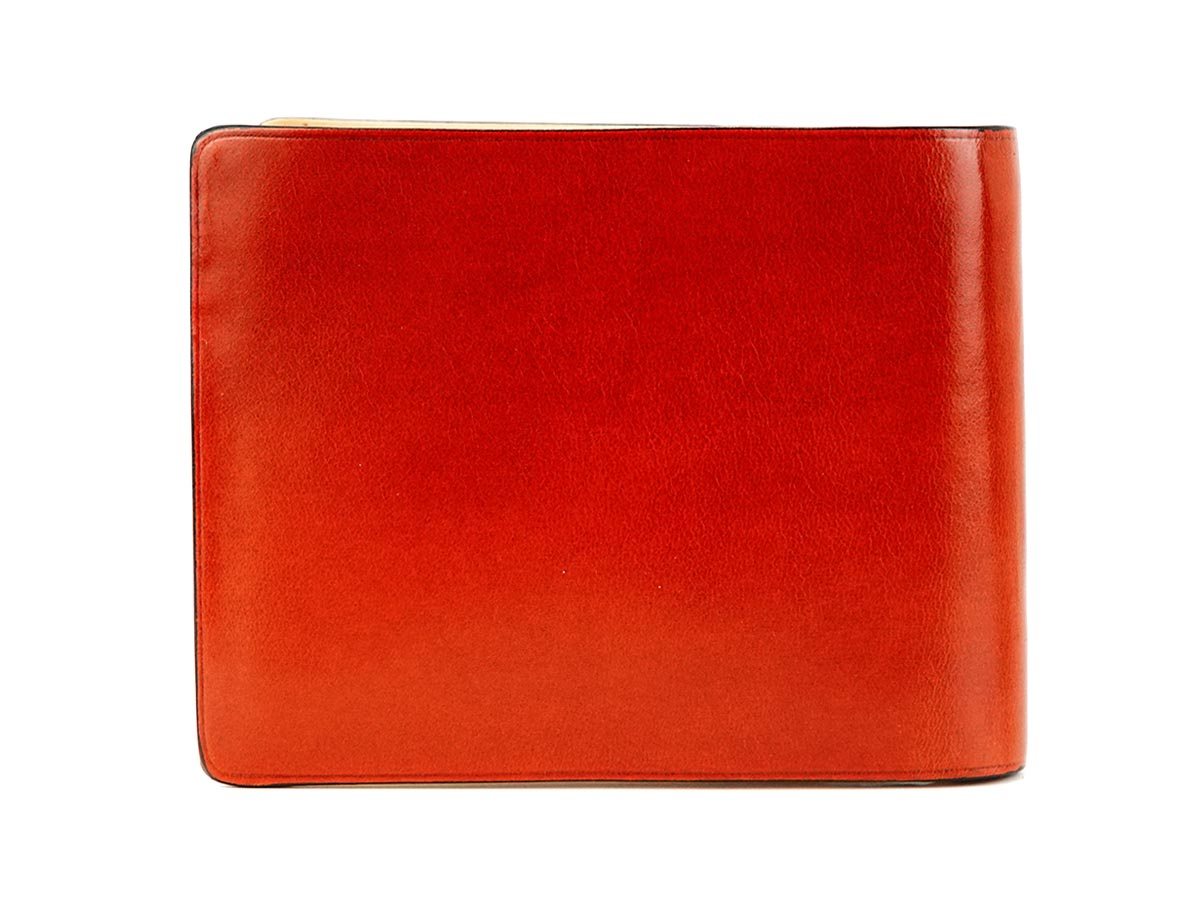 Il Bussetto イルブセット 二つ折り財布 7815119 RED レッド 男性 ウォレット [ イルブセット | 送料無料 ]