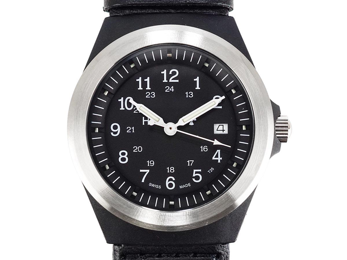 TRASER トレーサー メンズ腕時計 9032001 TYPE3 BLACK ブラック ミリタリーウォッチ【送料無料 並行輸入品】