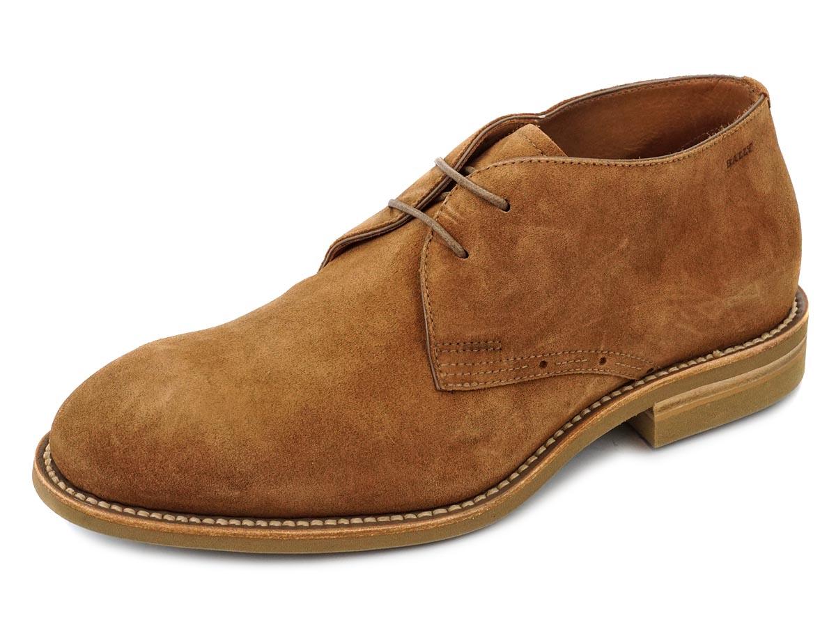 BALLY バリー 58%OFF 半額以下 革靴 6187040 SAMBY-U メンズ 男性 ダービーシューズ ビジネスシューズ レースアップ レザー ローファー RAPICA ブラウン 【送料無料 並行輸入品】