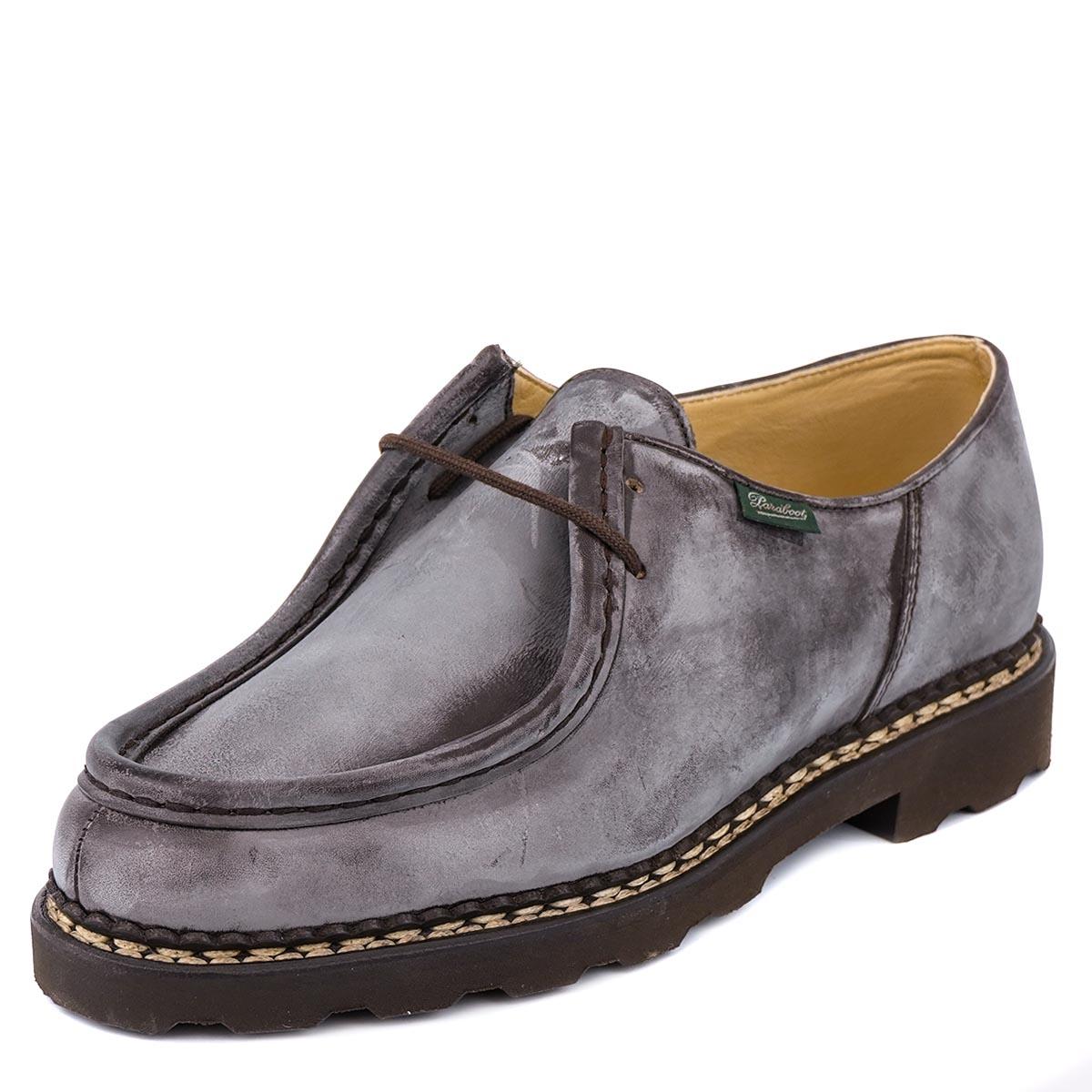 PARABOOT パラブーツ 革靴 MICHAEL 715612 メンズ 男性 ローファー シューズ Caf? カフェ 40-43.5 【送料無料 並行輸入品】
